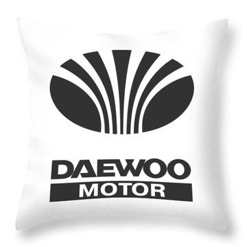 Daewoo Throw Pillows