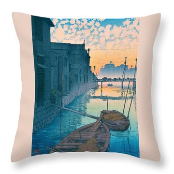 Daikongashi Moning - Top Quality Image Edition Throw Pillow