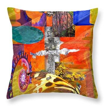 Daliesque Dreaming Throw Pillow