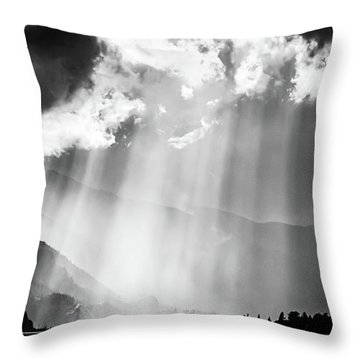 Dalles Throw Pillow