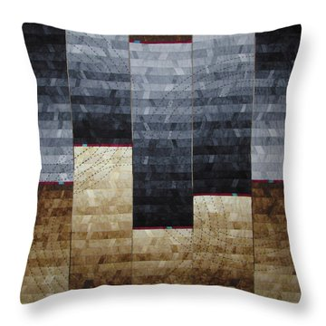 Daybreak Is Your Midnight Throw Pillow