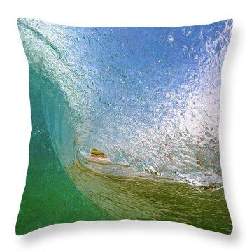 Dazzled Throw Pillow