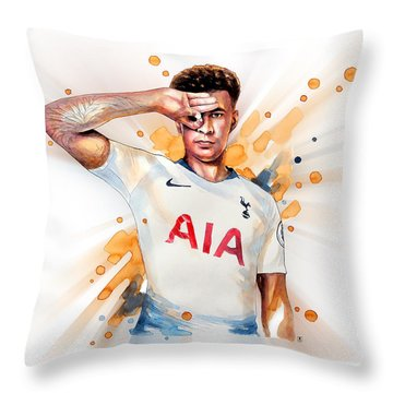 Premier League Throw Pillows