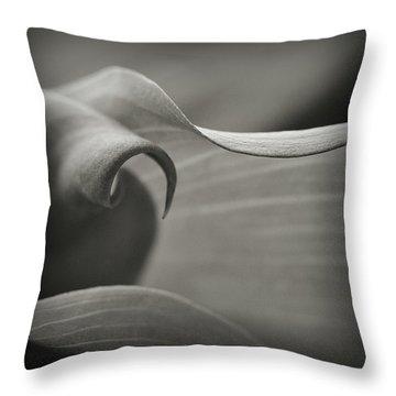 Delve Deeper Throw Pillow