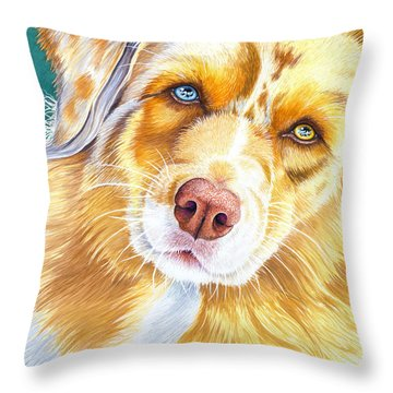 Did You Say Cookie ? Throw Pillow
