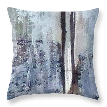 Digital Abstract N13. Throw Pillow