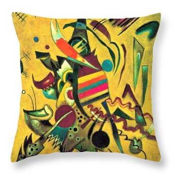 Digital Remastered Edition - The Point Throw Pillow