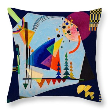 Digital Remastered Edition - Three Sounds Throw Pillow