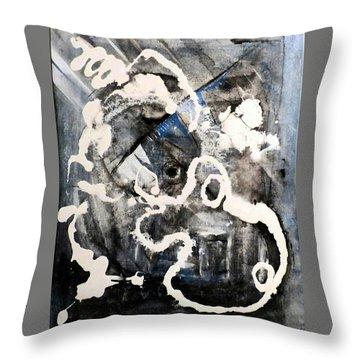 Dismantling Throw Pillow