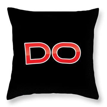 Do Throw Pillow