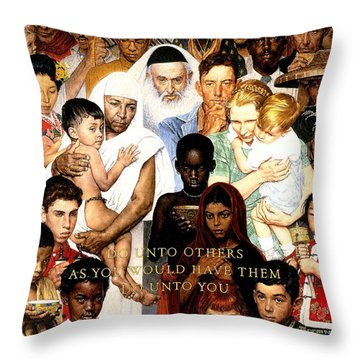 Norman Rockwell Home Decor