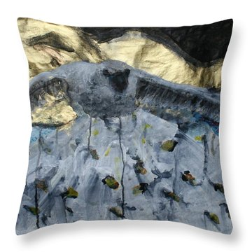 Don't Fight Your Dreams Throw Pillow
