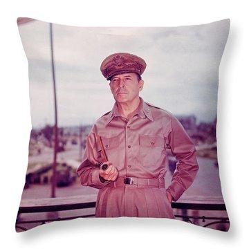 Macarthur Throw Pillows