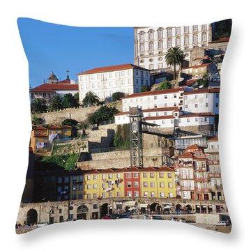 Douro Throw Pillows
