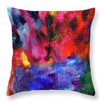 Dr. Feelgood Throw Pillow