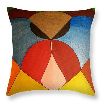 Dream 336 Throw Pillow