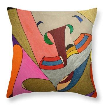 Dream 337 Throw Pillow