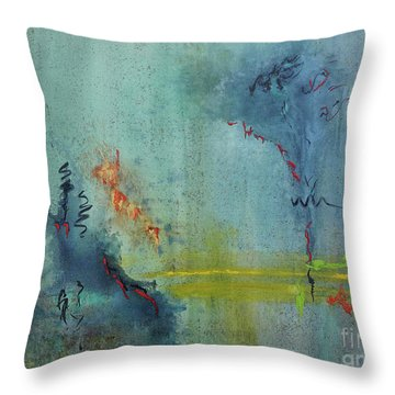 Dreaming #2 Throw Pillow