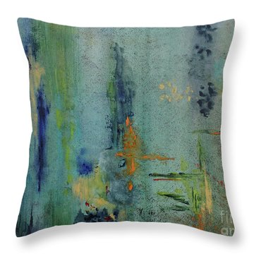 Dreaming #3 Throw Pillow