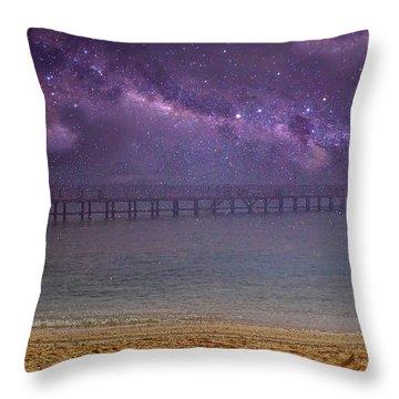 Dreamland 6 Throw Pillow