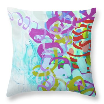 Dreams Of You And Me Throw Pillow