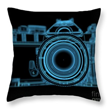 Blueprint Throw Pillows