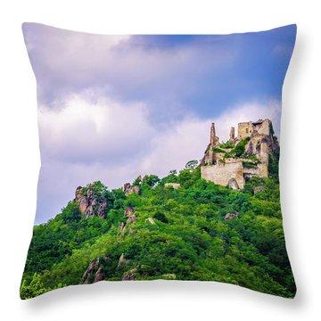 Durnstein II Throw Pillow