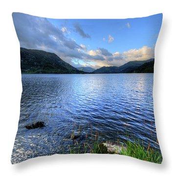 Pooley Bridge Throw Pillows