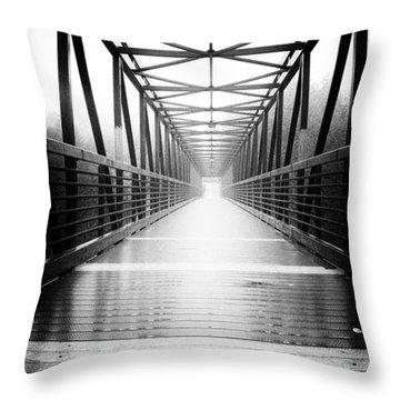 Elora Bridge Throw Pillow