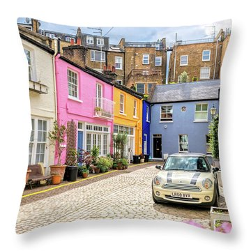 Elvin Throw Pillow