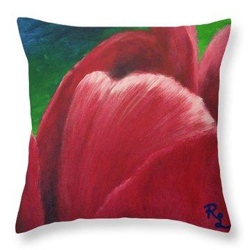Emboldened Throw Pillow