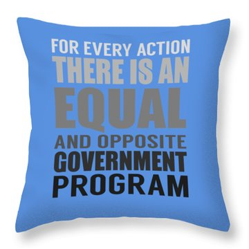 Every Action Throw Pillow