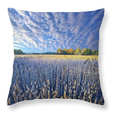 Every Moment Spent Throw Pillow