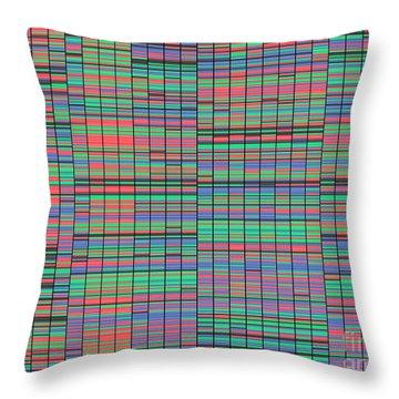 F021/2091 Throw Pillow