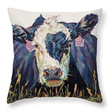 Fab 556 Throw Pillow