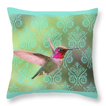 Fancy Too Throw Pillow