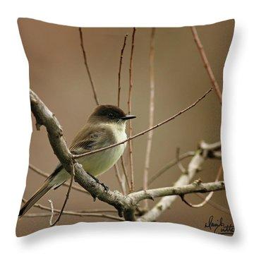 Fantastic Phoebe Throw Pillow