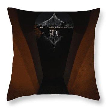 Fenestra Throw Pillow