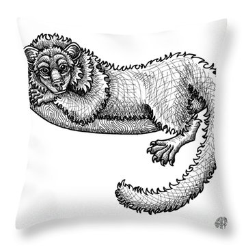 Fisher Throw Pillow