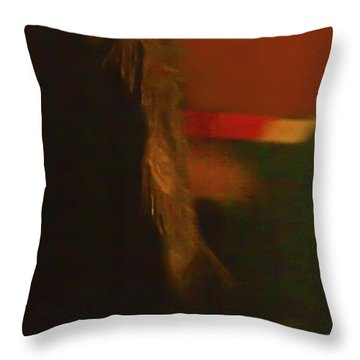Flamenco Series 2 Throw Pillow