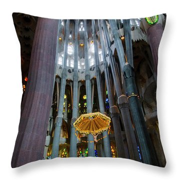 Throw Pillow featuring the photograph Flight Of Fancy 2 by Alex Lapidus