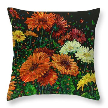 Gerber Throw Pillows