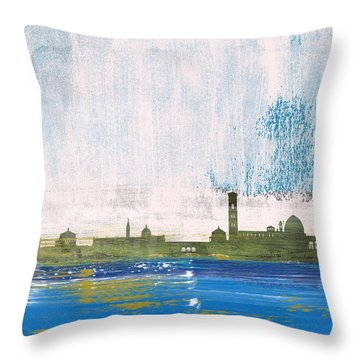 Designs Similar to Florence Abstract Skyline I