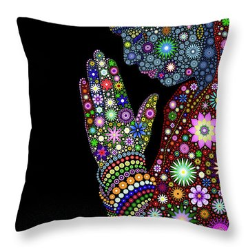 Welcome Throw Pillows