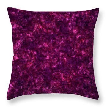 Forest Canopy 1 Throw Pillow