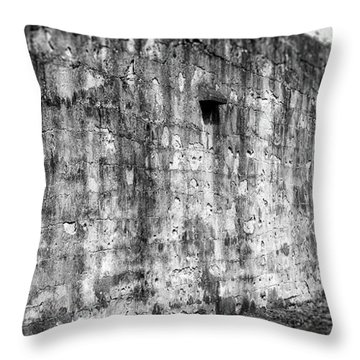 Fortification Throw Pillow