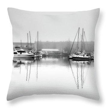 Foss Reflections Throw Pillow
