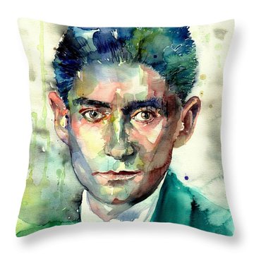 Trial Throw Pillows