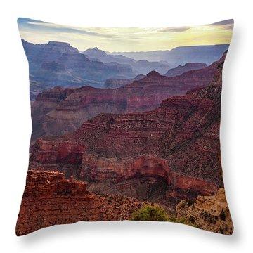 Fresh Light Throw Pillow