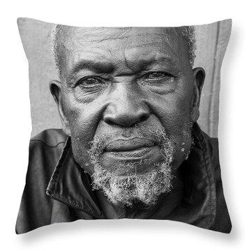 Gadangi Throw Pillow